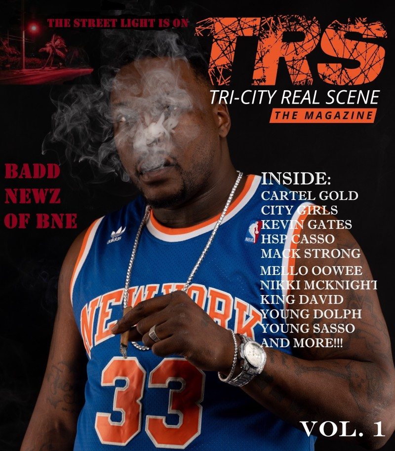 BADD NEWZ OF BNE COVER vol 1